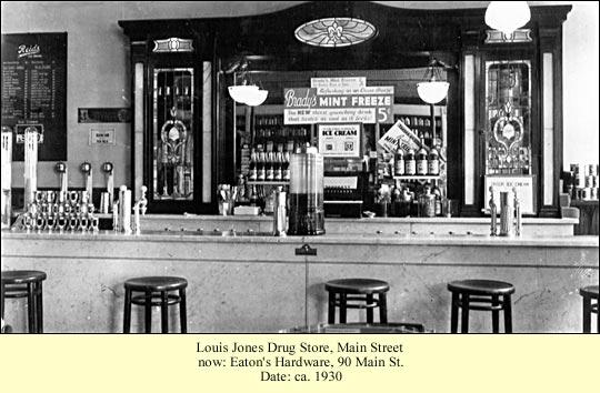 1930 Drug Store
