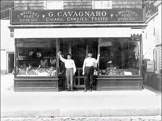 1915 Cavagnaro Store